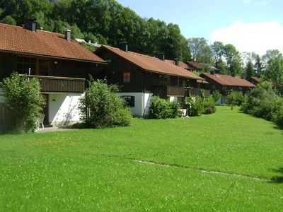Photo for 4-6 Persons accomodaation with balcony in park in sunny peaceful location