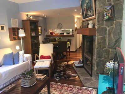 Photo for Charming apartment in the hills of Teresópolis