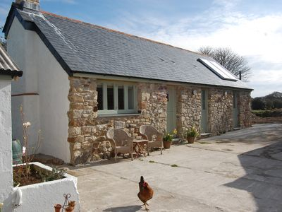 Photo for Luxury detached barn on small farm set in 20 acres.