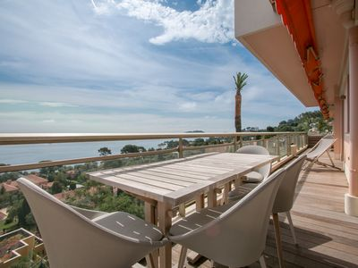 Photo for Appartement Mulino / Luxurious 2 bedrooms apartment with amazing sea view