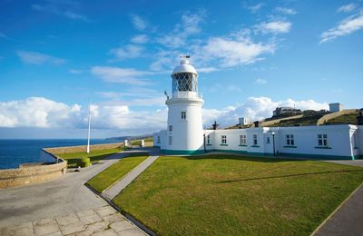 Photo for Argus Cottage situated on the Pendeen Lighthouse site, on a majestic granite headland for 3 guests.