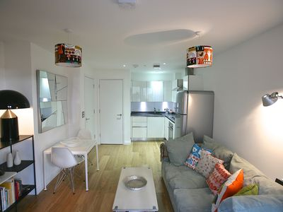 Photo for 1 Bed Garden Flat In London's East End