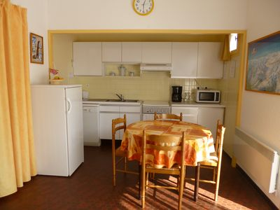 Photo for Comfortable flat, summer/winter vacations in St Larry Soulan, Hautes Pyrenees