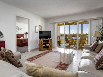 Photo for Sand Caper 103, Sleeps 4, Gulf Front, 2 Bedrooms, Elevator, Heated Pool