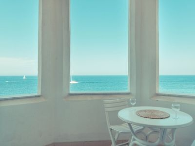 Photo for Seafront Apartment in Sliema wt Breathtaking Views
