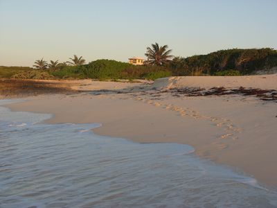 Photo for Oceanfront home 25 minutes from Marsh Harbour (MHH), Abaco Bahamas