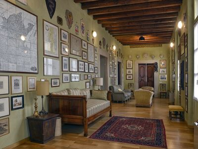 Photo for Art Gallery Apartment: historical house in Brescia city center