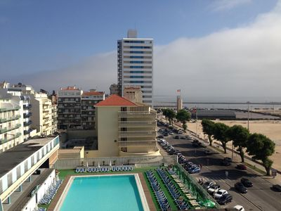 Photo for Novo Sunset  apartment in Figueira da Foz with balcony & lift.