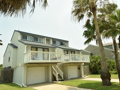 "Photo for The ""Original Sandbox Duplex Beach House"" on South Padre Island"