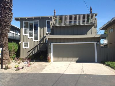 Photo for Beautiful Ocean View Home, Walk To Seacliff State Beach And Rio Del Mar Beach