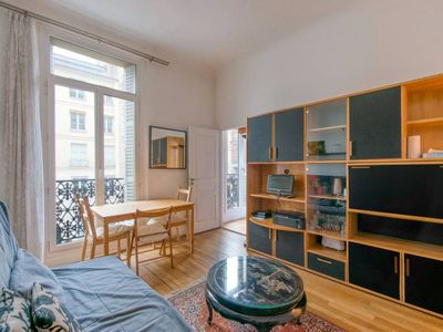 Photo for Cosy flat for 4p near Saint Germain / Notre Dame