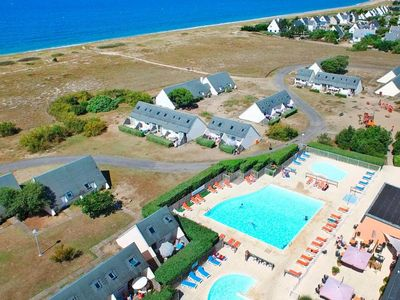 Photo for Holiday resort Les Plages de Guérande, La Turballe  in Loire - Atlantique - 6 persons, 1 bedroom