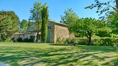 Photo for Provencal farm house for 13-15 people with swimming pool