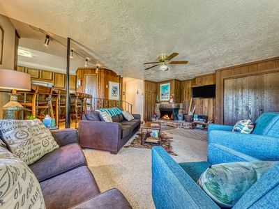 Photo for Updated condo near skiing, hiking & biking! Enjoy this special invitation rate!