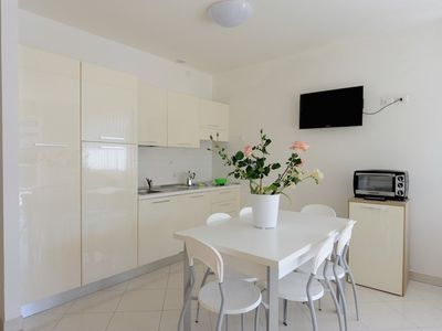 Photo for Modern and bright apartment in Pinarella di Cervia, 60 meters from the sea
