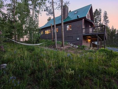 Photo for Gorgeous Breckenridge home with beautiful views!