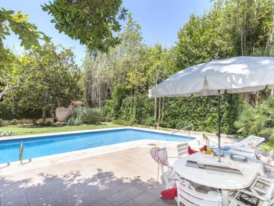 Photo for 5 bedroom Villa, sleeps 9 in Sant Andreu de Llavaneres with Pool and WiFi