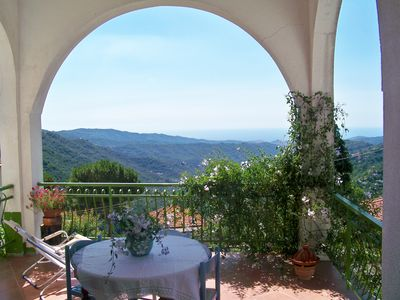 Photo for Beautiful apartment with stunning terrace / garden. WIFI