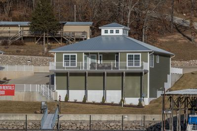 Green home 3 bedroom waterfront home.