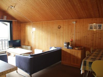 Photo for Apartment located 450 m from the lovely village of Châtel
