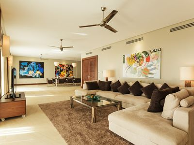 Photo for Biggest High-End 3-BR Luxury Apartment