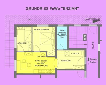 Photo for FeWo - ENZIAN - Apartments Lechner