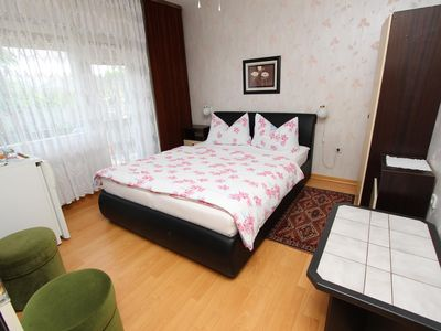 Photo for Rooms and Apartment Stefan / STEFAN Double Room with Balcony 2