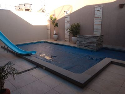 Photo for Beautiful House High Standard Complete Leisure Area, exclusive for you and your family!