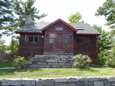 Lake Champlain Waterfront House with Private Dock and Boat Mooring
