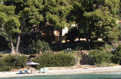 Photo for Kassandra,    Beautiful House In The Trees By The Sea