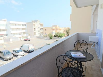 Photo for Apartment with Wi-Fi, Air Conditioning & Balcony; Garage Available, Pets Allowed