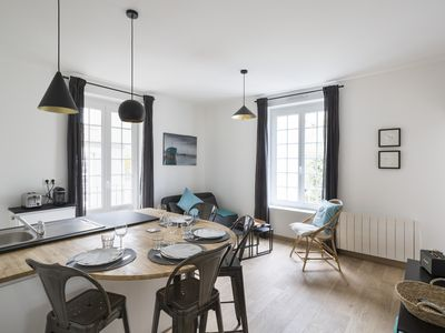 Photo for Le Cargo - Two Bedroom Apartment, Sleeps 6