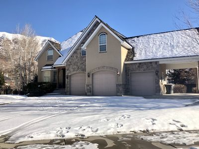 Photo for Huge Reunion House (sleeps 24) next to Trails, Shops, BYU