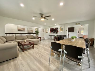 Photo for 7 Bedroom / 4 Bath ADA Single Family Home in Safe/Quiet Residential Neighborhood