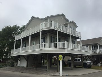 South Side Villa Section, Myrtle Beach, Caroline du Sud, États-Unis d'Amérique