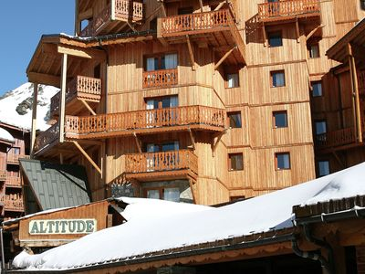 Photo for Appartment near the center of Val Thorens