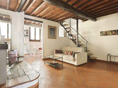 Photo for TORNABUONI Apartment in the heart of Florence!