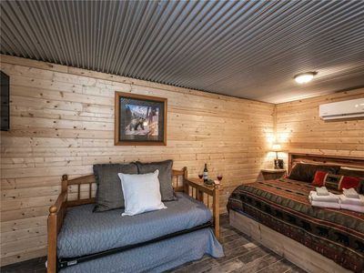 Photo for Eagle Creek Cabin 2, Kitchenette, Grill, Fire Pit, Sleeps 4