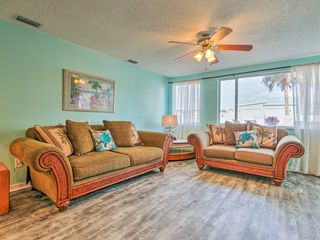 Gemütliches New Smyrna Beach Apartment -