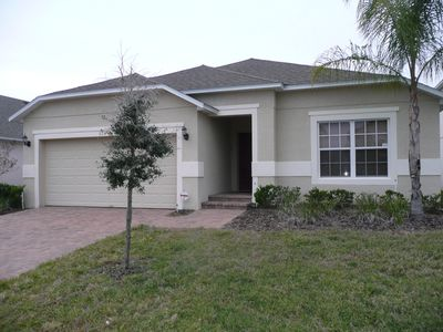 Luxury 3 Bd 2 Ba Pool Home 10 Minutes from Disney