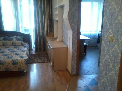 Photo for Apartment on Poklonnaya hill. For 2 pax.