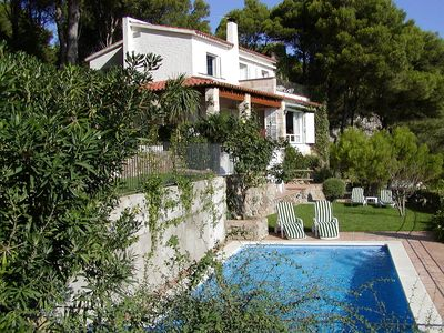 Photo for 5 Bedroom Villa With Private Pool And Magnificent Sea Views