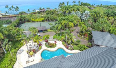 Photo for Spectacular Alii Drive Estate Home with Private Pool and Guest House
