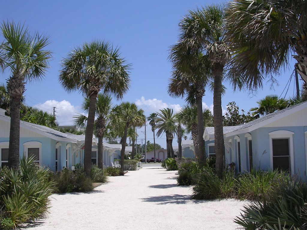 Beachfront Cottage Right On The Water All Cottages Privately Owned Indian Rocks Beach
