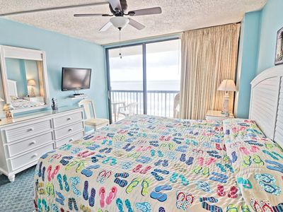 Photo for Waterpointe1 1006 - Windy Hill - Ocean Front - Views - Pools