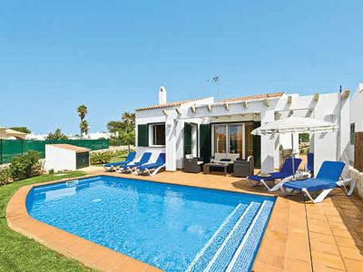 Photo for Modern 3 bed villa close to popular resort and beaches, outfitted with all modern comforts