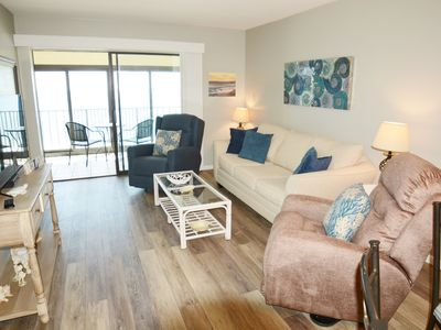 Photo for The Gulf Tower 5B | Beachfront 2BD/2BA | Close 2 Everything | Budget Friendly