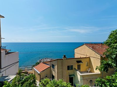 Photo for Stylish Apartment in Cervo with Garden