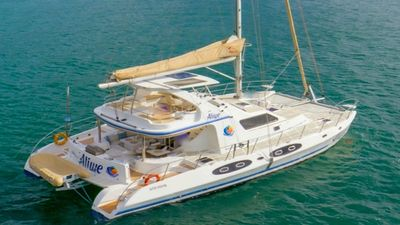 Photo for Beautiful S/V Sky is the newest, most modern Royal Cape 53 in the Caribbean