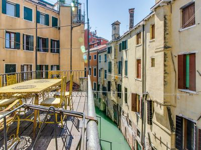 Photo for Luxury Ai Mori - Apartment for 4 people in Venecia